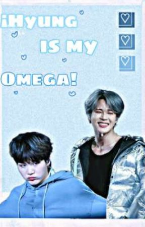 ¡Hyung is my omega!  by cxkx_suga