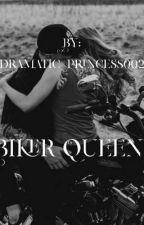 Biker Queen by Dramatic_Princess002