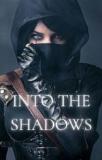 Into the Shadows by BrockWilder