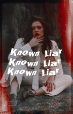 Tainted ━ pretty little liars by CheriiB