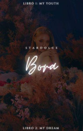 Bora ➸Taehyung; BTS  by stardolce