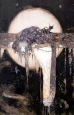 The Mushroom by glitterwench7119