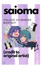 🎭 a Saioma College AU🔍 by jenny_is_ded
