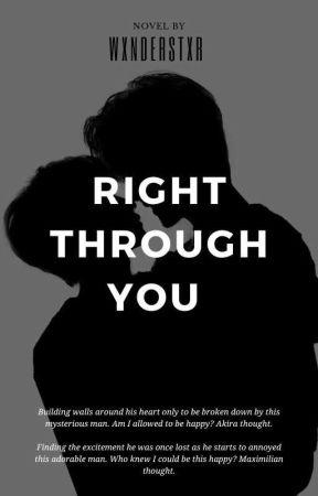Right Through You by oshixun