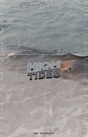 high tide, JJ MAYBANK  by flowerwaItz