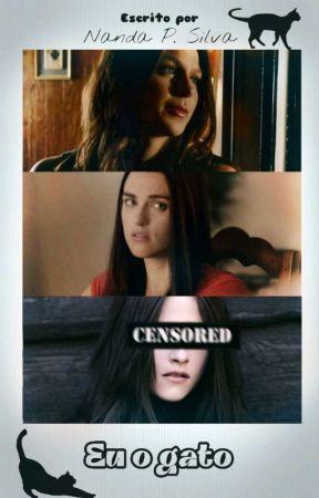 Eu o gato - Kara Zor-el/You/Lena Luthor by _nandasilva3