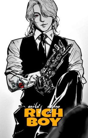 rich boy | jikook by anitascasino