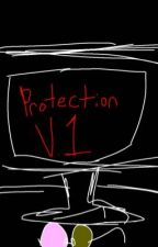Protection V.1 [Spamton X Reader] by DespairBeast