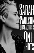 Sarah Paulson character's One Shot book by ilovehotactresses