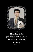 The Doughty Princess Refused to Leave the Villan Prince (JAEHYUN) by Arnavkuper