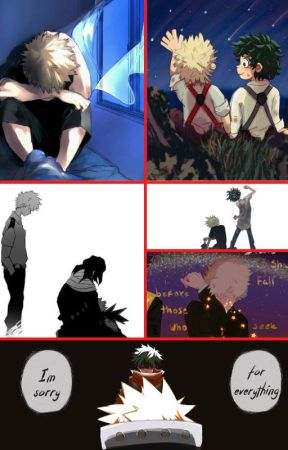 """""""I'm sorry.....for everything...""""  A suicide story about Katsuki Bakugo...  by RainbowFruitsSquadGF"""