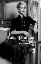 Lady Paulson | Y/N Bonham Carter by kaevenable
