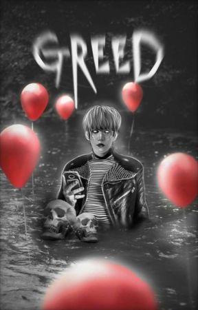 Greed || Graphic Tutorials by blazebby06
