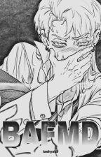 [ 𝐂𝐮𝐭𝐞 𝐁𝐚𝐧𝐝𝐚𝐠𝐞𝐬 & 𝐊𝐢𝐬𝐬𝐞𝐬 ] : tokyo rev x m ! reader by ZKUROSBBY