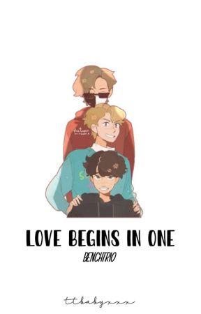 Love Begins In One • [BENCHTRIO] by ttbabyxxx