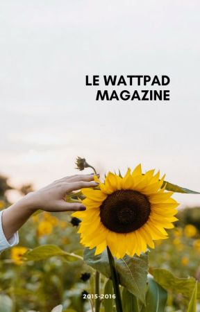 Wattpad Mag by espritfroid