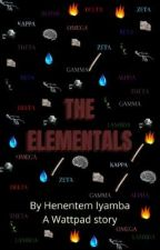 The Elementals by formidable_pro