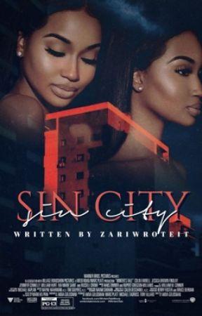 Sin City by zariwroteit