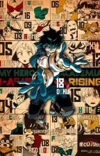 My Hero Academia: The Hero Legacy by AkiraTigerMask