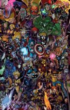 Marvel Universe Imagines and One Shots Book Two by Avengerssoulmate