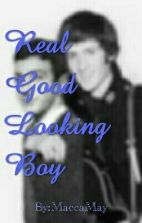 Real Good Looking Boy (Brian/ John) by MaccaMay