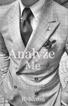 Analyze Me (Gay Fiction) by SaintNix