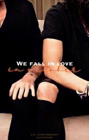 We Fell In Love In October by __sunflowerley