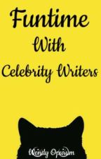 FUNTIME WITH CELEBRITY WRITERS by Opurum_