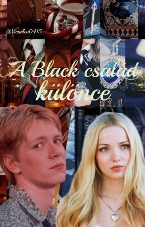 A Black család különce by VicacIca0409