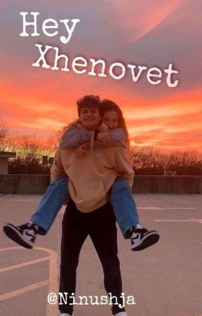 Hey, xhenovet!  by Ninushja