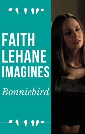 Faith Lehane Imagines by bonniebird