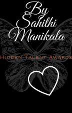Hidden talent awards by sahithimanikala17