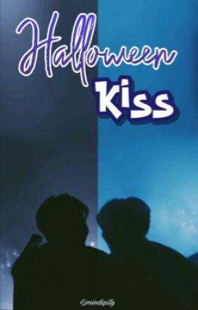 Halloween Kiss || Jikookmin O. S. by limindipity
