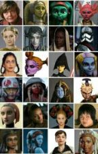 Star Wars girls x Male(Ewok)Reader by AustinMcCormick2