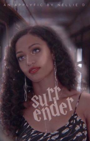 surrender ━━ harry potter soulmate au applyfic  by -wildflxwer-