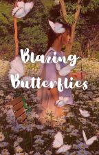 Blazing Butterflies by eris3nigma