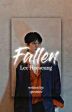 Fallen | Heeseung | by qxrosiev