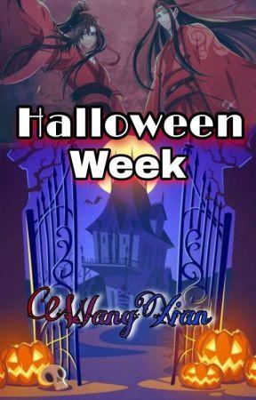 Halloween Week WangXian by VicoMejia733