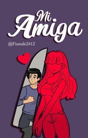 Mi Amiga by Finnale2412