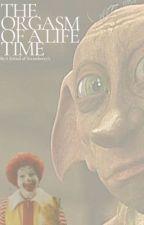 Dobby X Ronald McDonald  by Strawberrycat836