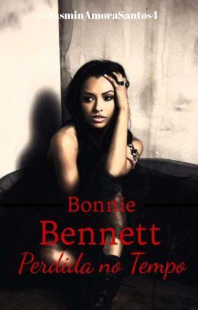 Bonnie Bennett & Perdida no Tempo  by YasminAmoraSantos4