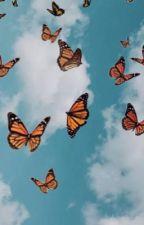 Mariposa    Griff Jones x OC by varientparis