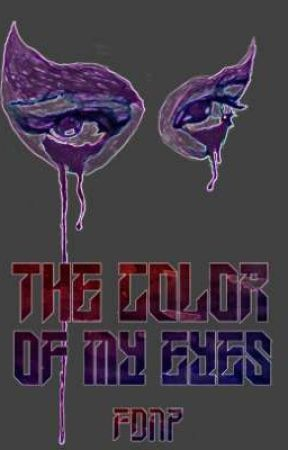 THE COLOR OF MY EYES by i3Y3CR8
