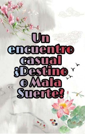 Un Encuentro Casual ¿Destino O Mala Suerte? by VicoMejia733