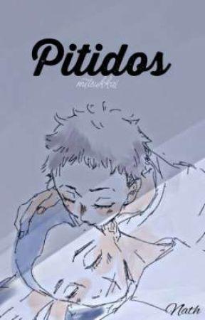 Pitidos ;; mitsukkai by Ratath__