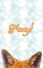 Foxy! by sleepy_hedgehog