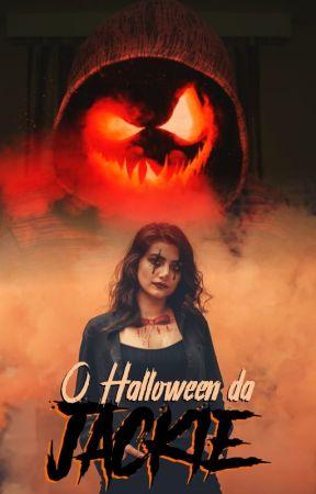 O Halloween da Jackie by datilografo