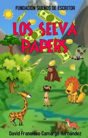 PAPELES SELVA by PensadorSudamerica