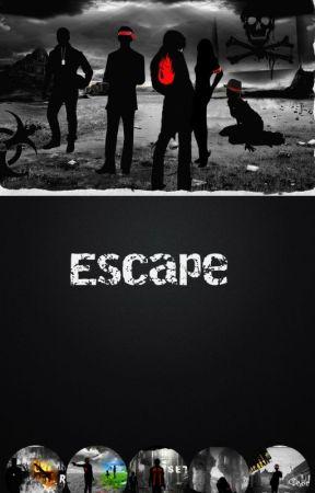 Escape by arilioness
