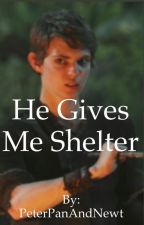 He gives me shelter - Peter Pan ( UNDER MAJOR EDITING) by iamgonnashowyoucrazy